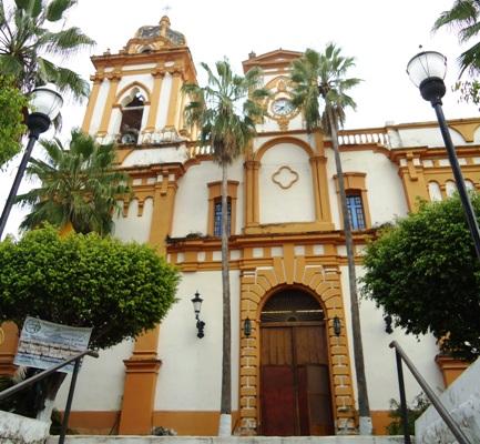 Templo de San Ignacio, Sinaloa