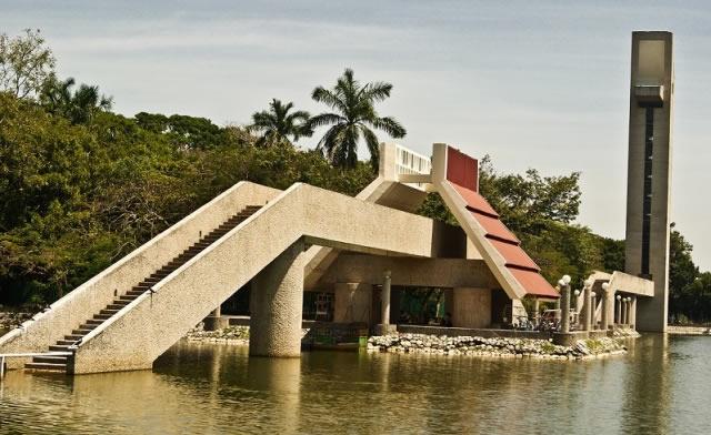 Parque Tomás Garrido Canabal, Tabasco