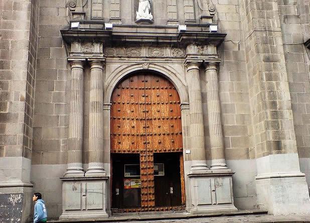 Templo de la Santísima Trinidad, Puebla