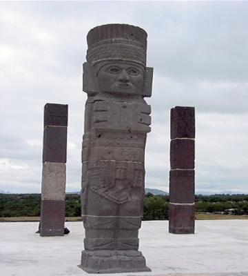 Ruta por la Cultura Tolteca, Hidalgo