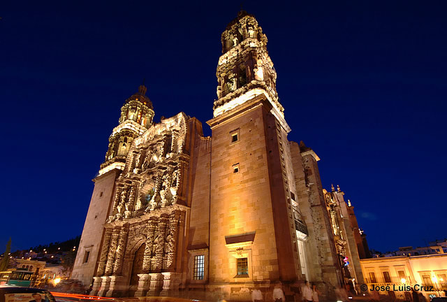 La Catedral de Zacatecas