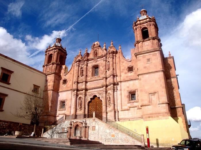 De Santo Domingo al Jardín Juárez, Zacatecas