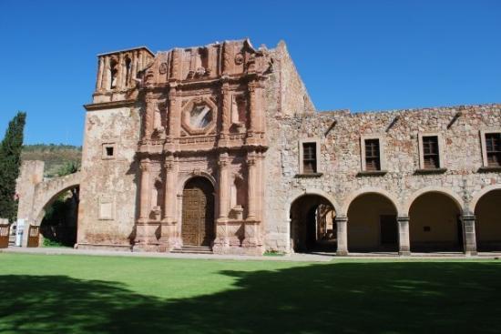 El Norte y Sur de Zacatecas