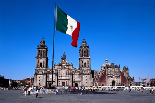 El Zócalo, Ciudad de México