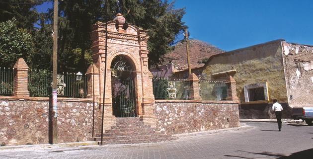 Pueblo Mágico Pinos, Zacatecas