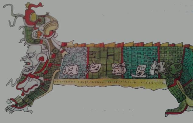 Los Orígenes para los Mayas