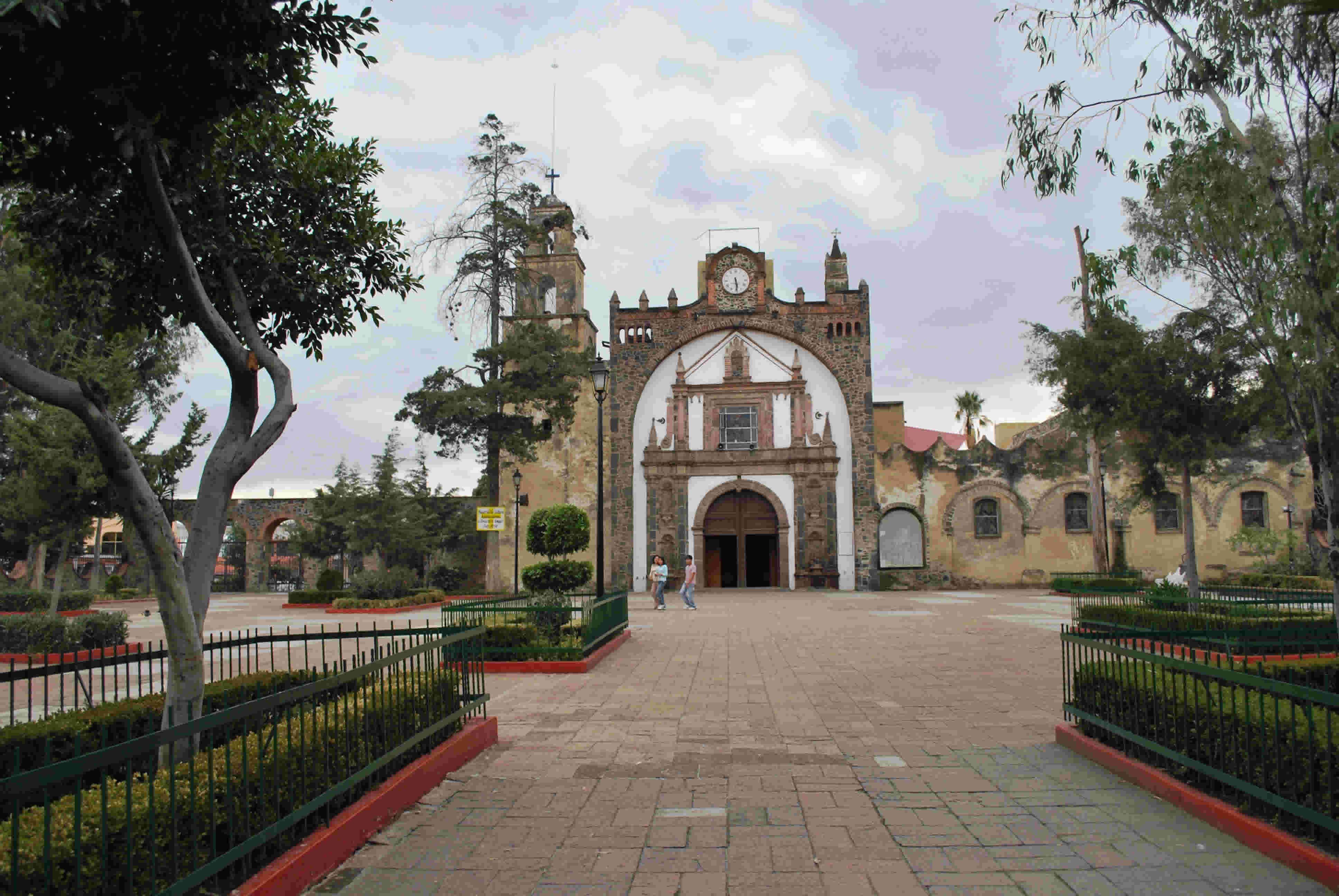 Convento de San Pedro Actopan