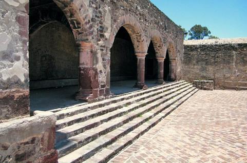 Convento de San Juan Bautista, Cuautinchan