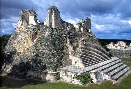 Zonas Arqueológicas en Campeche