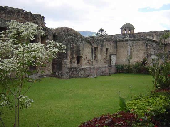 Convento de Capuchinas o Corpus Christi