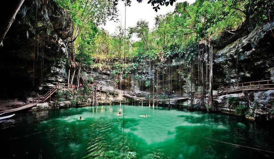 Cenote Xcanché
