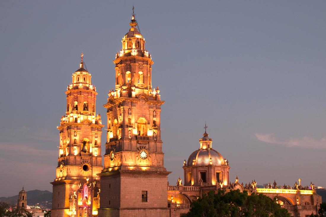 Centro hist rico de morelia turimexico - Centro historico de madrid ...