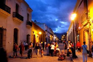 El Centro de Oaxaca