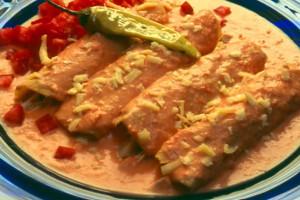 Comiendo en San Miguel de Allende