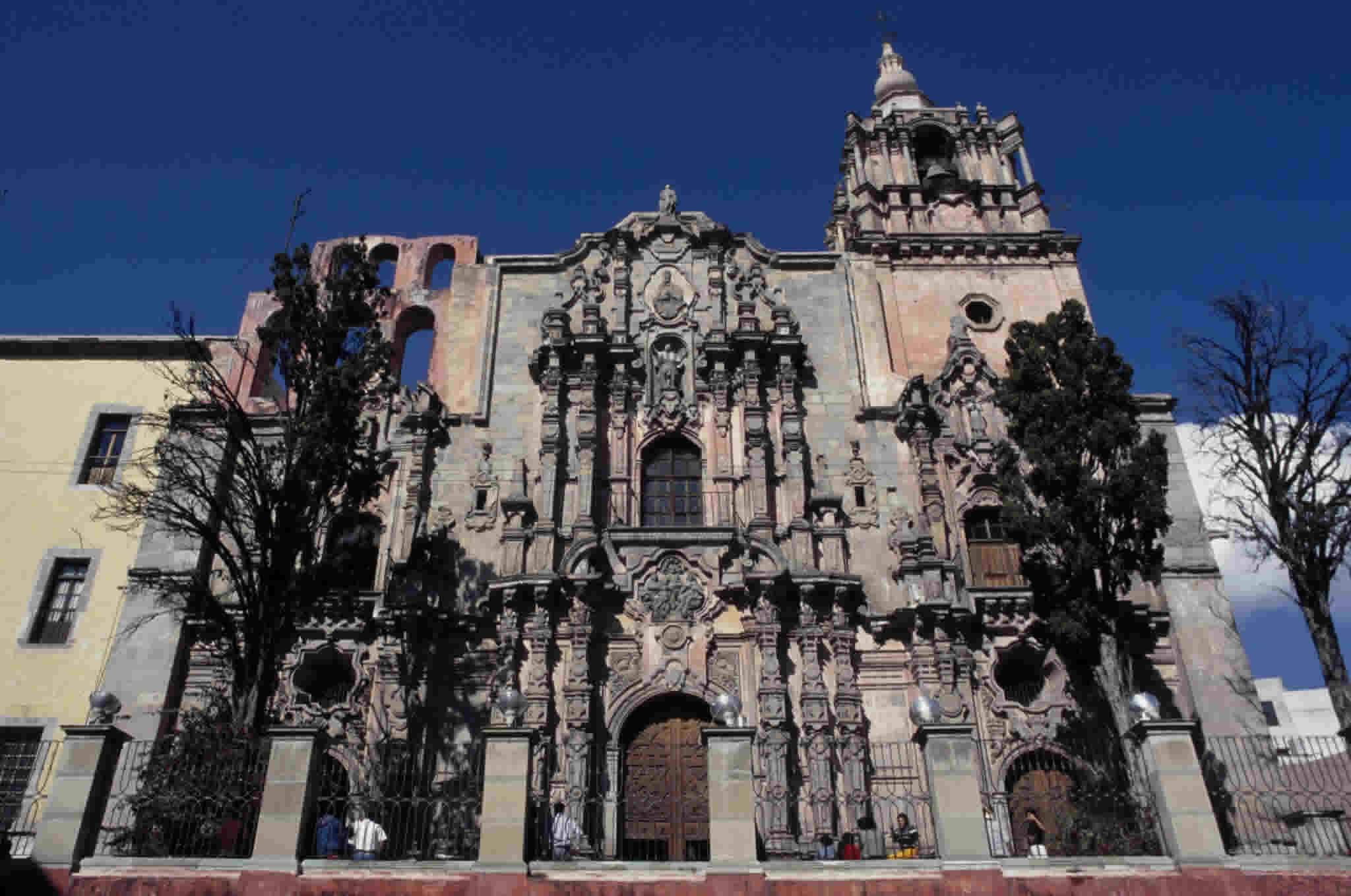 Compañía de Jesús, Guanajuato