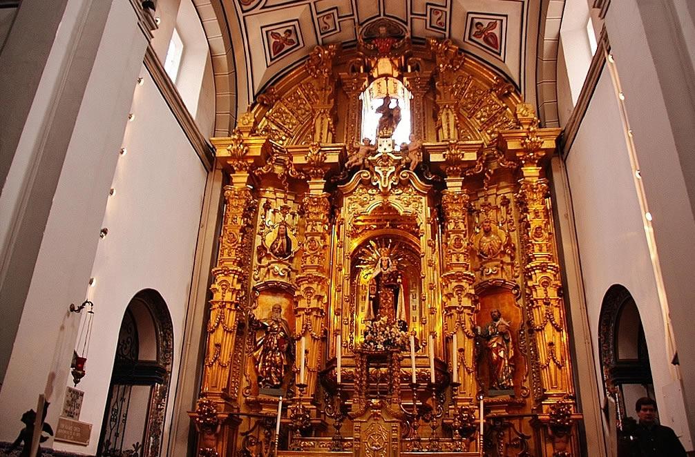 Convento de Nuestra Señora del Carmen, Ciudad de México