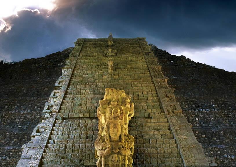 Zonas Arqueológicas en Honduras