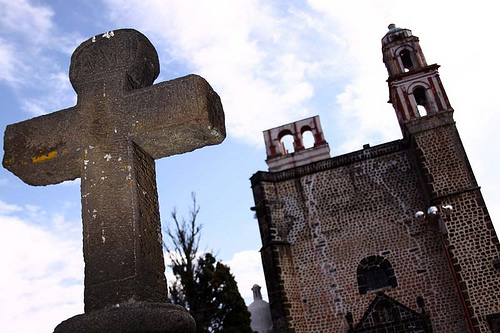 Ex Convento de Tochimilco