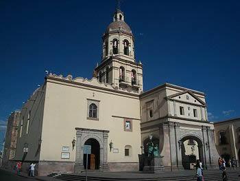 Convento de la Cruz, Querétaro