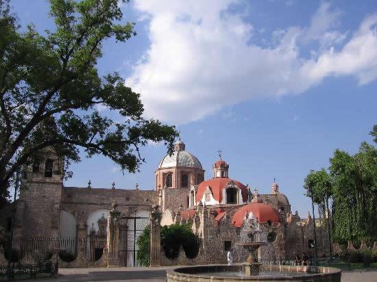 Convento del Carmen, Morelia