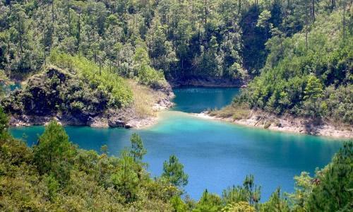 Parque Nacional Lagunas de Montebello (Chiapas)