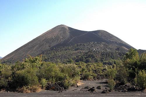 Volcán Paricutín (Michoacán)