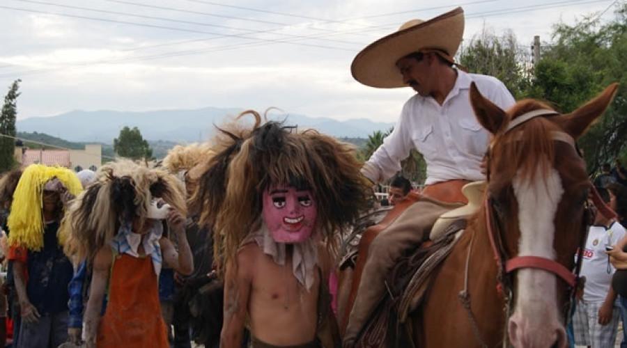 La Fiesta de Santiago Apóstol en Moyahua de Estrada