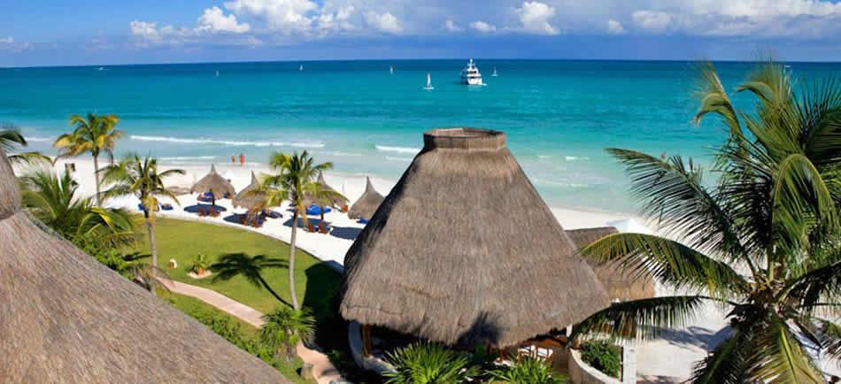 Playas en el Golfo de México
