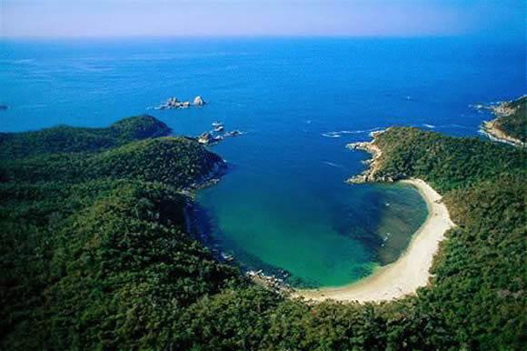 Ecoturismo en la Región Sur