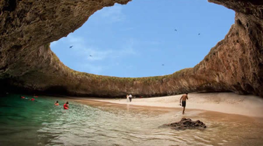 Islas Marietas en Nayarit