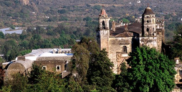 Convento de la Asunción, Jantetelco
