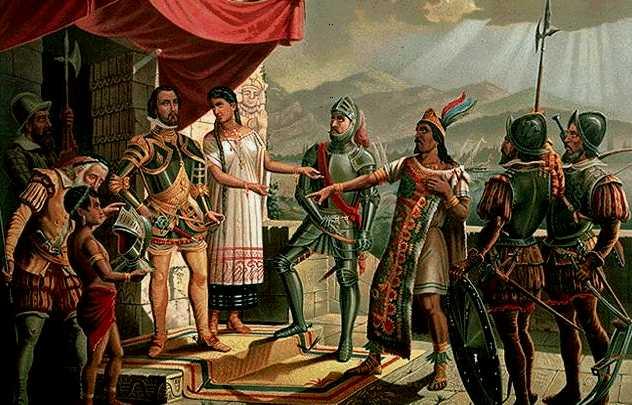 La Conquista Azteca