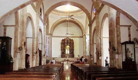 Convento de Nuestra Señora del Carmen o La Mejorada, Mérida