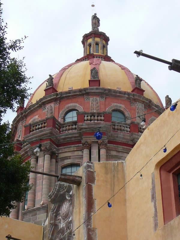 Convento Las Monjas, San Miguel de Allende