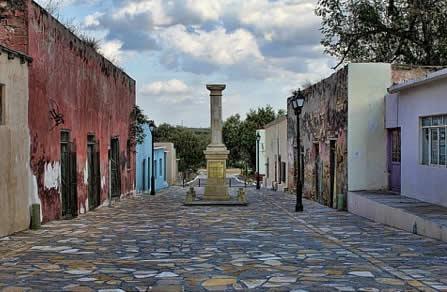 Pueblo Mágico Mier, Tamaulipas