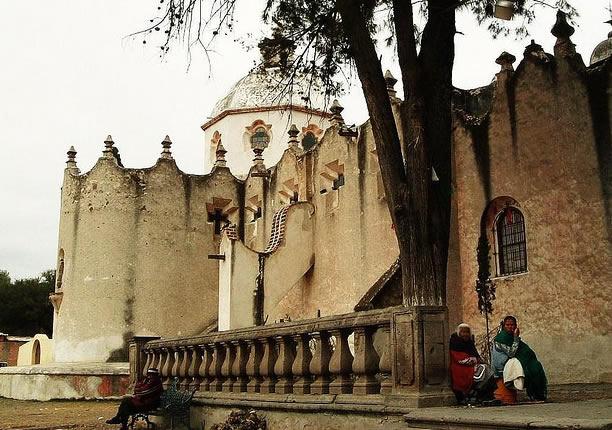 Convento de Jesús Nazareno, Atotonilco