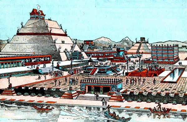 Organización Económica, Política y Social de los Aztecas