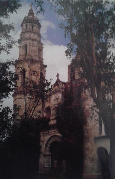 Convento de Oxtoticpac