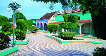 Pueblo Mágico Palizada, Campeche