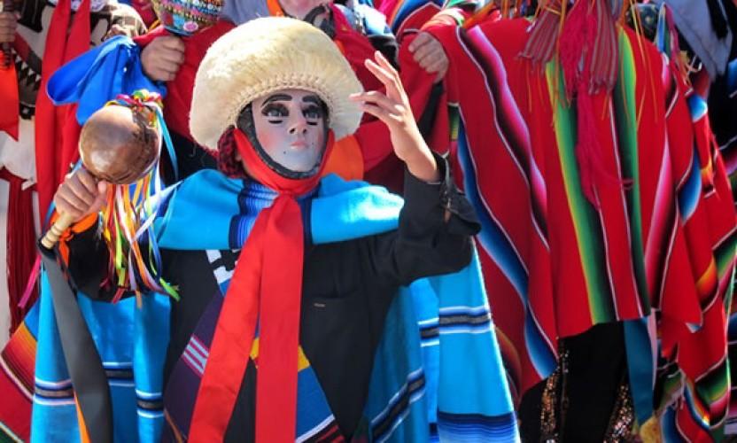Los Parachicos de Chiapa de Corzo