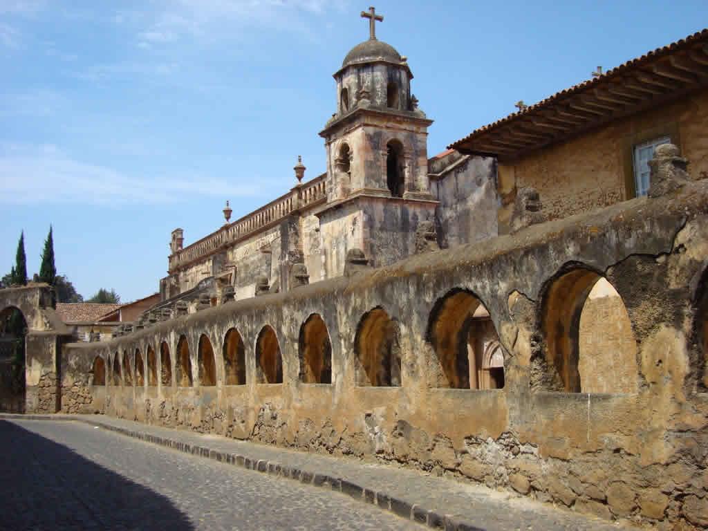 Pueblo Mágico Pátzcuaro, Michoacán