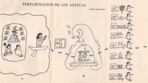 Peregrinación Azteca