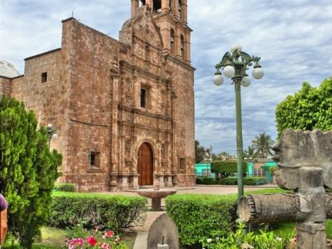 Pueblo Mágico El Rosario, Sinaloa