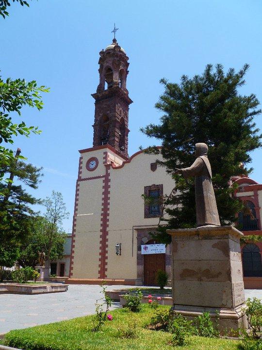 Pueblo Mágico Jiquilpan, Michoacán