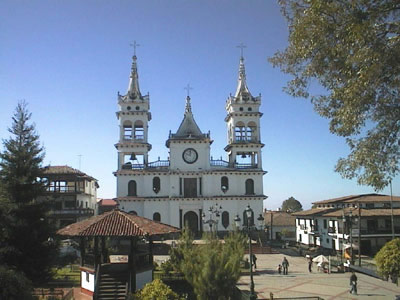 Pueblo Mágico Mazamitla, Jalisco