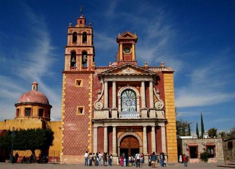 Pueblo Mágico Tequisquiapan, Querétaro
