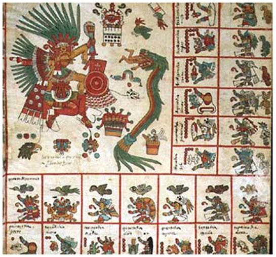 Religión Y Dioses Aztecas Turimexico