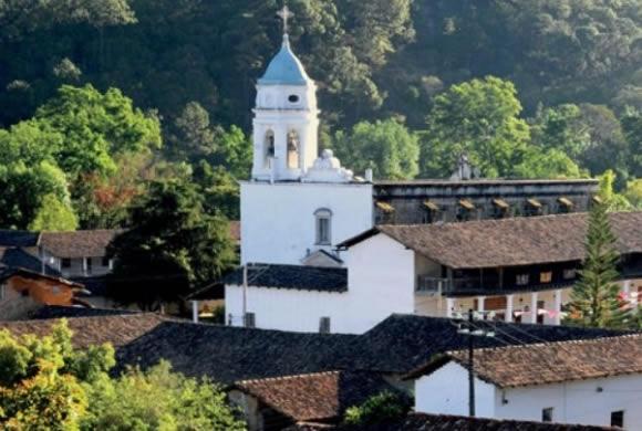 Pueblo Mágico San Sebastián del Oeste, Jalisco