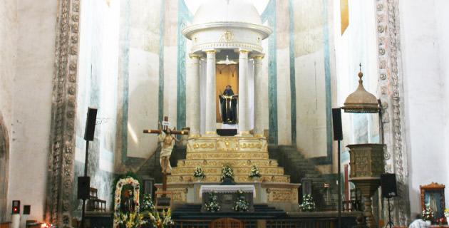 Convento de San Agustín, Atotonilco el Grande