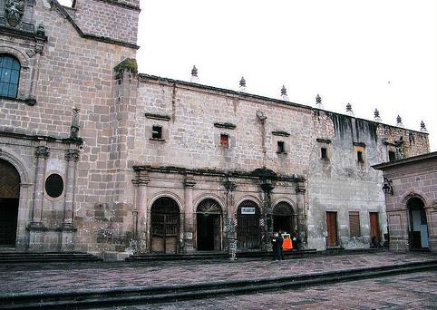 Convento de San Agustín, Morelia
